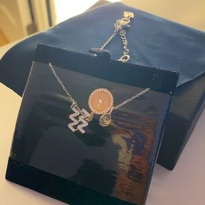 Swarovski Zodiac Pendant Necklace